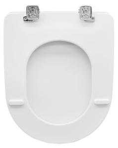 SEDILE WC PER IDEAL STANDARD  VASO ESEDRA Bianco IS (grigio chiaro)