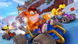 Activision Crash Team Racing Nitro-Fueled, PS4 Basic ITA PlayStation 4