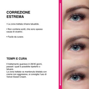 HARD CORRECTOR | Correzione Estrema senza acidi | 30 mL