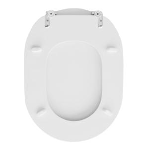 SEDILE WC PER IDEAL STANDARD VASO FIORILE                              Bianco Europeo
