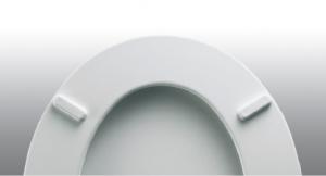 SEDILE WC PER IDEAL STANDARD VASO LIUTO  Bianco