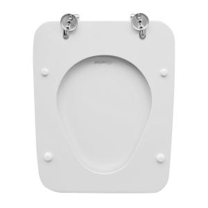 SEDILE WC PER IDEAL STANDARD  VASO VELARA                              Bianco