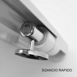 SEDILE WC CLOUD CON SOFT CLOSING                        BIANCO ALPINO