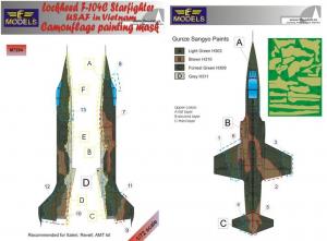 F-104C USAF