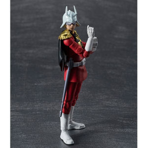 *PREORDER* Mobile Suit Gundam G.M.G.: PRINCIPALITY OF ZEON ARMY SOLDIER 06 CHAR AZNABLE by Megahouse