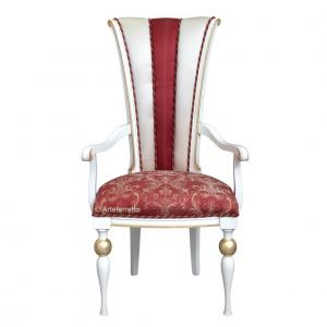 Chaise dossier haut Style Déco