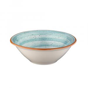 Bonna' Salad bowl Gourmet Aqua (12pcs)