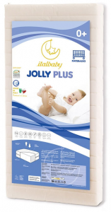 Materasso Lettino  linea Jolly plus 0m+  by Italbaby