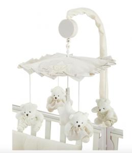 Giostrina carillon musicale linea Nanny by Picci
