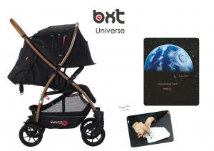 Passeggino leggero BXT UNIVERSE con ruote grandi by Baciuzzi