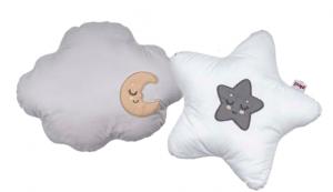 Set di Cuscini Nuvola e Stella linea Smile Converse by Picci
