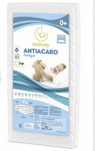 Materasso linea Sanity Baby by Italbaby
