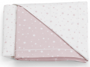 Set Lenzuola Culla Linea Stelle By Italbaby