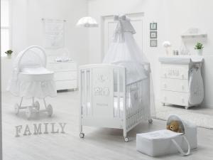 Cameretta Completa Bimbi Linea HAPPY FAMILY by Italbaby