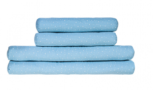 Set Bombolini za posteljo Casetta Liberty Star by Picci