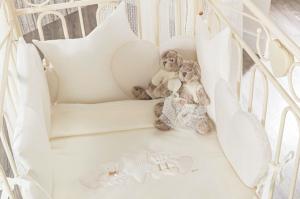 Paracolpi baby con soggetto Stella e Cuor linea Nanny by Picci