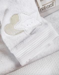 Set Bagno bimbi in Cotone Francesce - Nanny By Picci