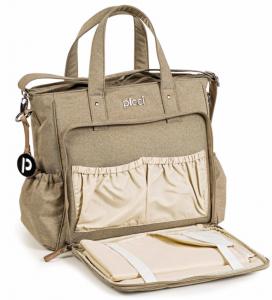 Borsa Mummy Bag con fasciatoio linea Star By Picci