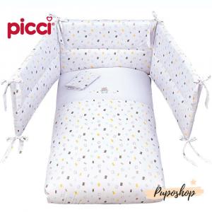 Piumone paracolpi sfilabile linea Orso Converse by Picci