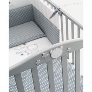 Cameretta completa lettino e Bagnetto   Baby Dream by Azzurra Design