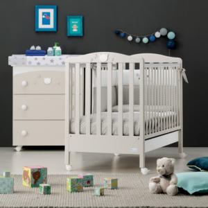 Piumone Paracolpi linea Baby Dream by Azzurra Design