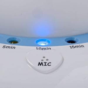 Termometro Ippopotamo per cameretta e bagnetto by Alecto