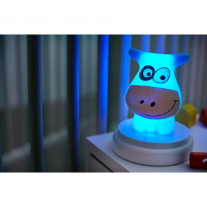 Luci notturne a led by Alecto | Mucca e Cane
