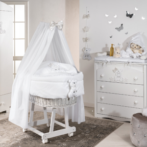 Fasciatoio tessile per bimbi linea Vanity by Picci