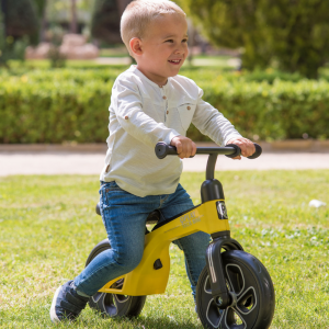Tech Bike senza pedali by Q Play   Rosso