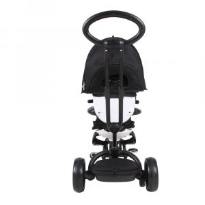 Triciclo Mutifunzione Prime by Q Play | grigio