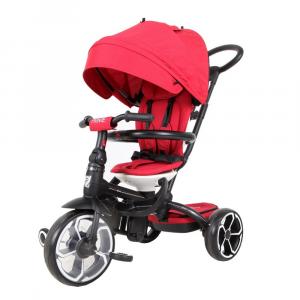 Triciclo Mutifunzione Prime by Q Play | Rosso