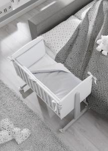 Culla fianco letto linea  Ninna by Erbesi | Co-sleeping