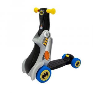 Monopattino e cavalcabile di Batman Primi Passi by Fhisher Price