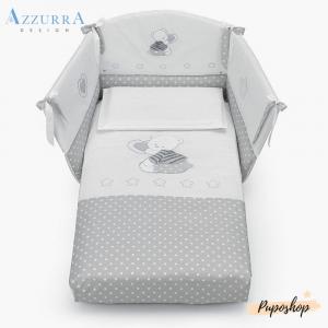 Piumone Paracolpi linea Cuore Stelle by Azzura Design