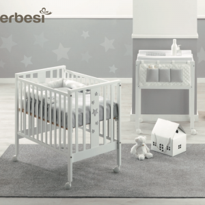 Lettino linea Mini Stelline by Erbesi [Co-sleeping]