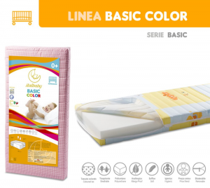 Materasso Basic Color per lettino  by Italbaby