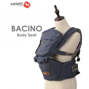 Marsupio per neonati  Bacino by  Baciuzzi - Blue Jeans