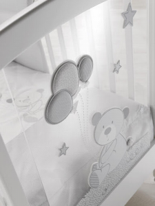 Lettino per neonati linea Toby by Erbesi