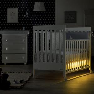 Sistema Light - luce notturna per lettini by Azzurra Design