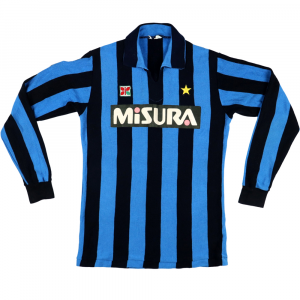 1983-85 Inter Maglia Mec Sport Home M