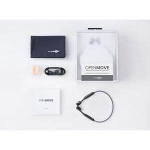 Auricolari Bluetooth OPENMOVE a conduzione ossea ultra leggere con autonomia 6 ore