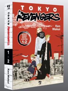 TOKYO REVENGERS 1-3 (pack 1+2, e volume 3)
