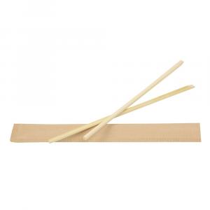 Bacchette cinesi in bamboo monouso
