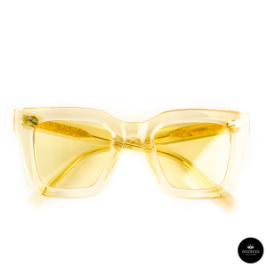 SAUVAGE, Varda Champagne / Mustard Yellow SOLD OUT