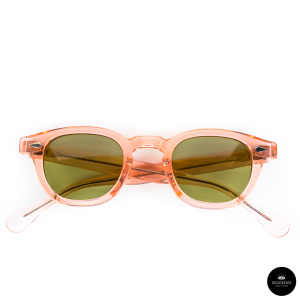Julius Tart Optical , AR Flesh pink