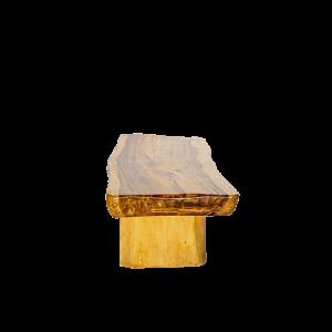 Tavolino da caffè in legno di suarn indonesiano