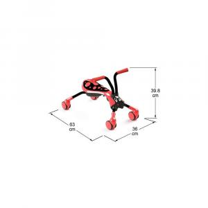 Quadriciclo pieghevole - Beetle - 1-3 anni