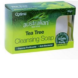 AUSTRALIAN TEA TREE SOAP 90G