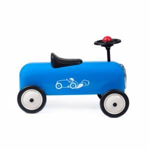 Auto Cavalcabile Vintage Baghera Racer New Blue