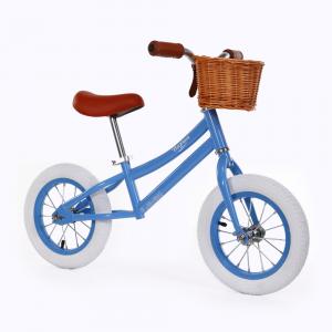 Bicicletta senza pedali Balance Bike Baghera Celeste